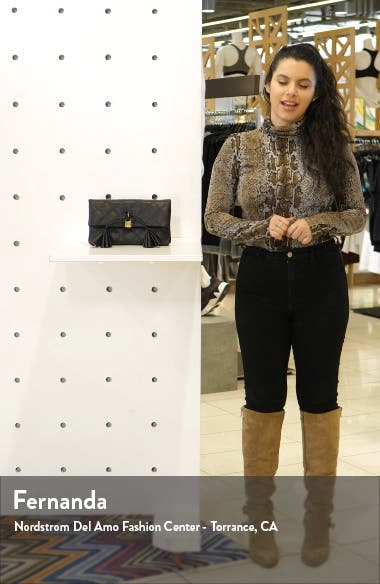 Sofia Loves the Leather Clutch, sales video thumbnail