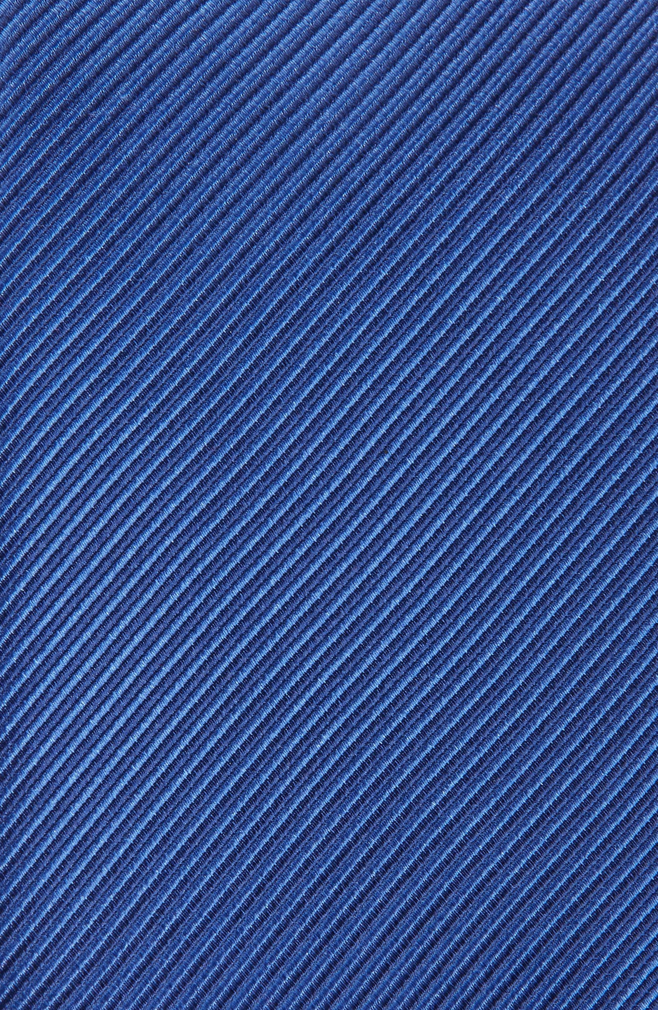 ,                             Stripe Silk Tie,                             Alternate thumbnail 6, color,                             433