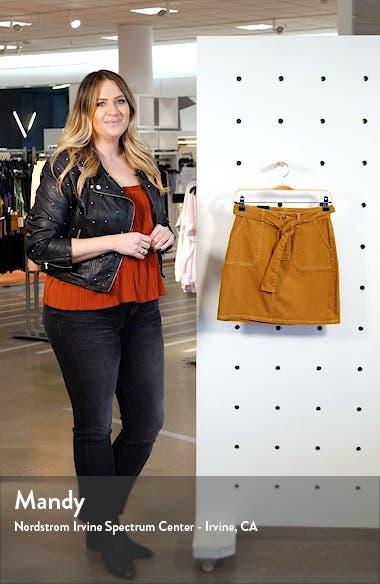Tie Waist Skirt, sales video thumbnail