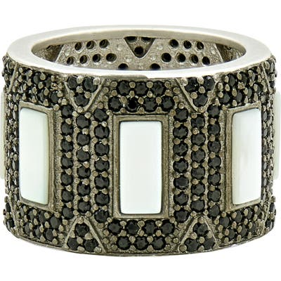 Freida Rothman Industrial Edge Cigar Band