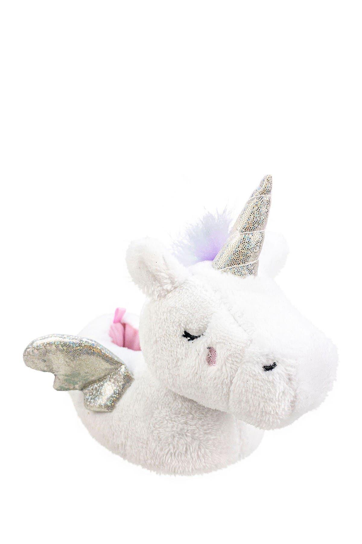 SG Footwear Unicorn Plush Slipper