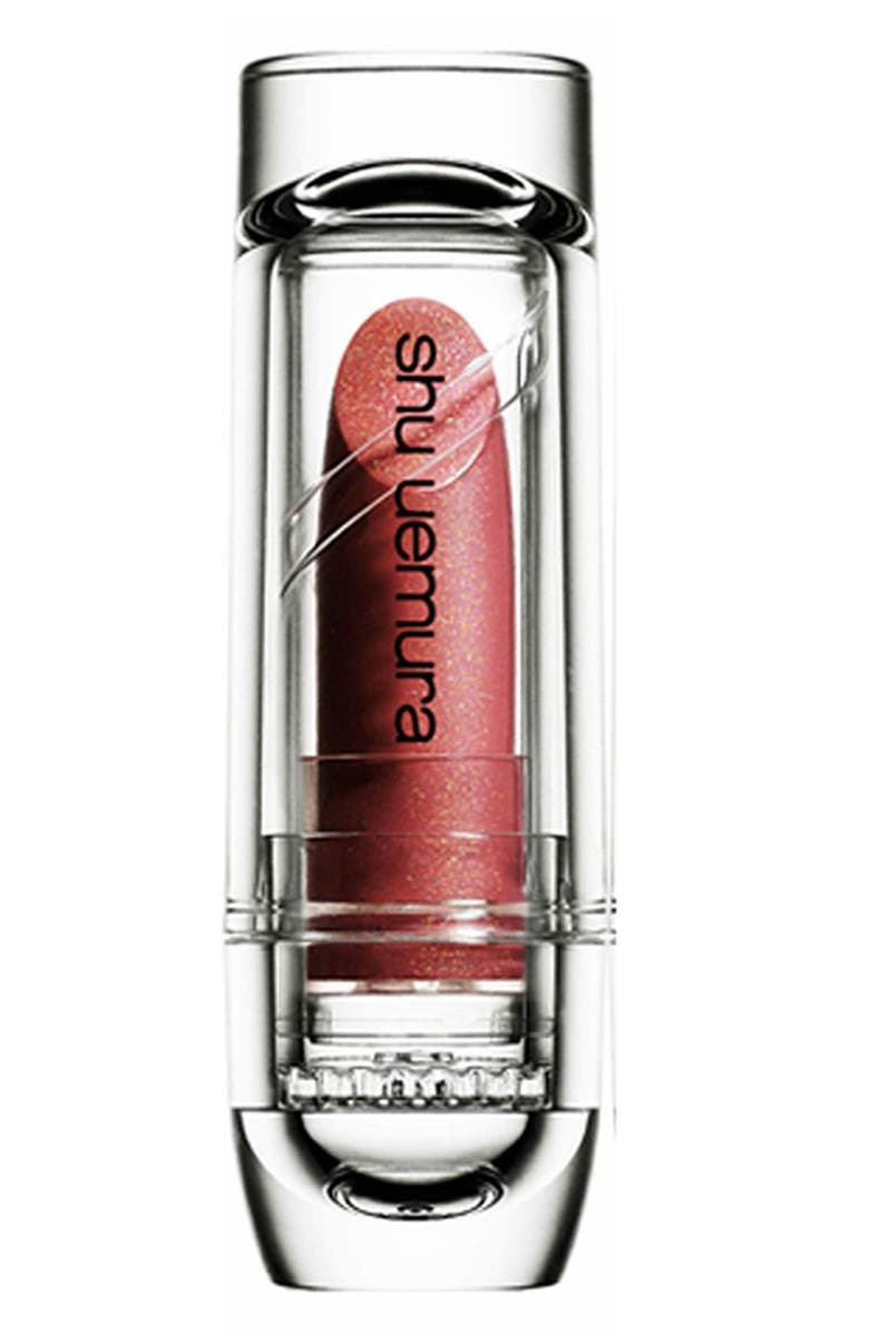 SHU UEMURA 'Rouge Unlimited' Crystal Shine Collection, Main, color, 004