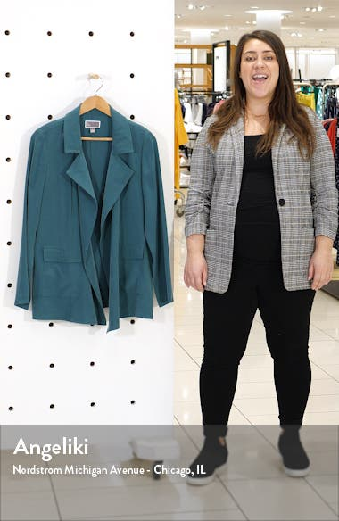 Drapey Blazer, sales video thumbnail
