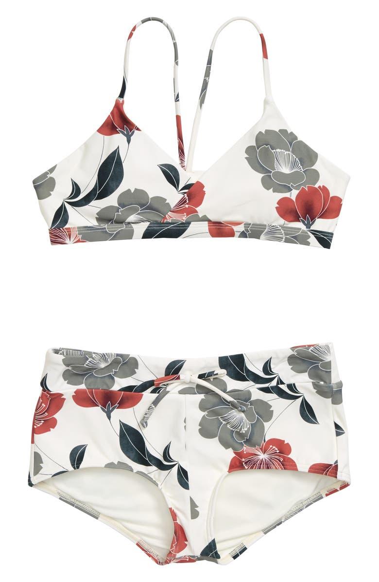 O'NEILL Trinity Two-Piece Swimsuit, Main, color, VANILLA
