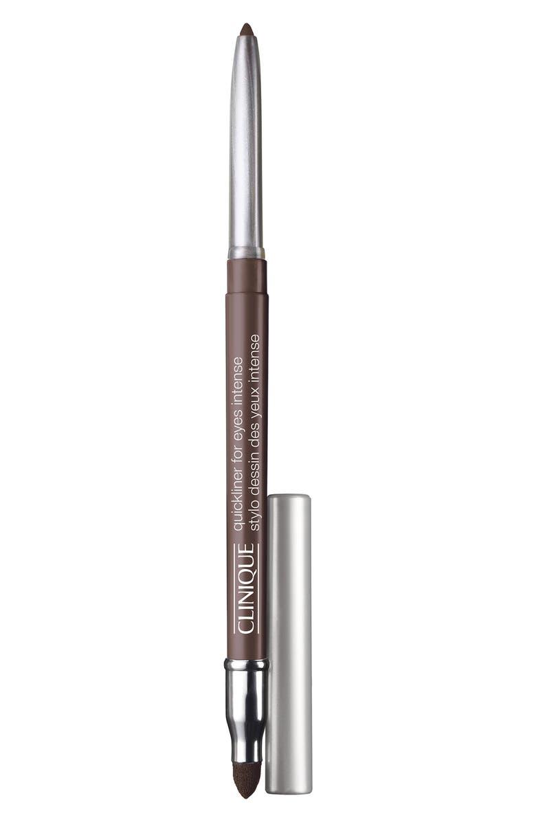 CLINIQUE Quickliner for Eyes Intense Eyeliner Pencil, Main, color, INTENSE CLOVE