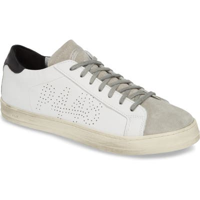 P448 Co John1 Sneaker, White