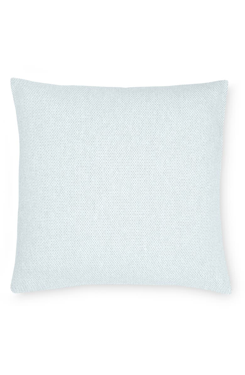 SFERRA Terzo Accent Pillow, Main, color, SEAGREEN