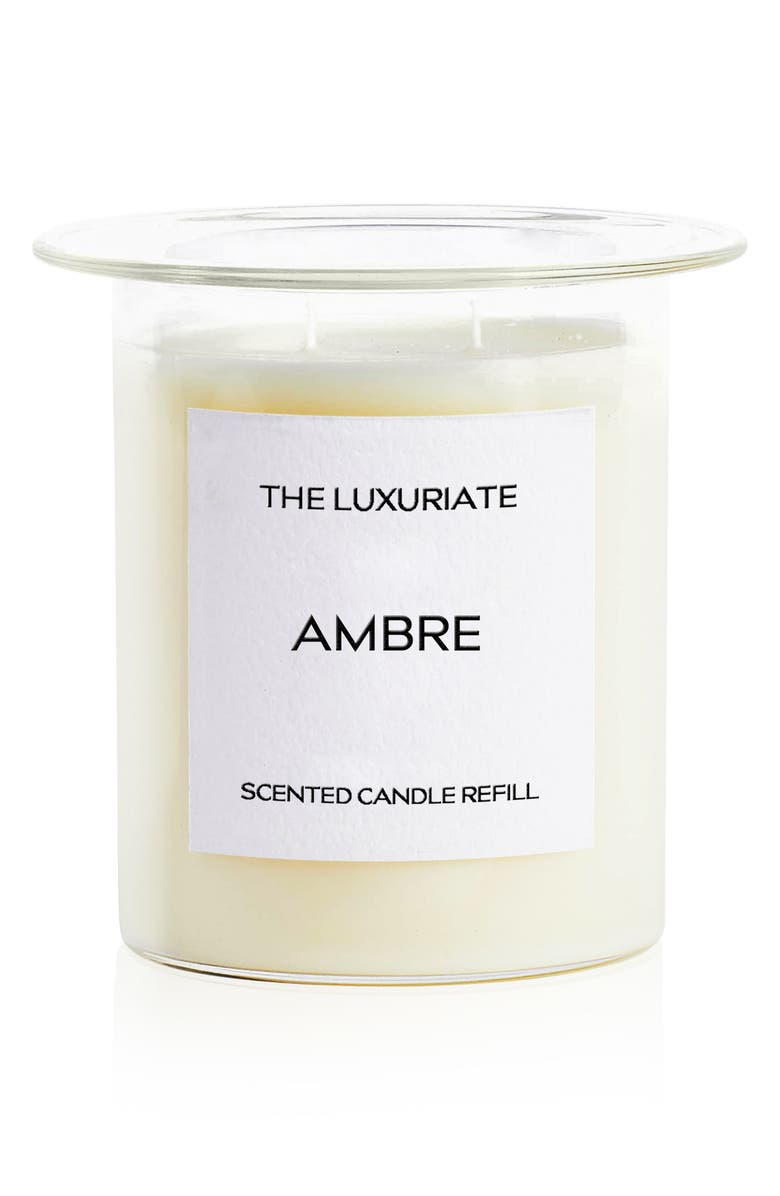 Scented Candle Refill by The Luxuriate