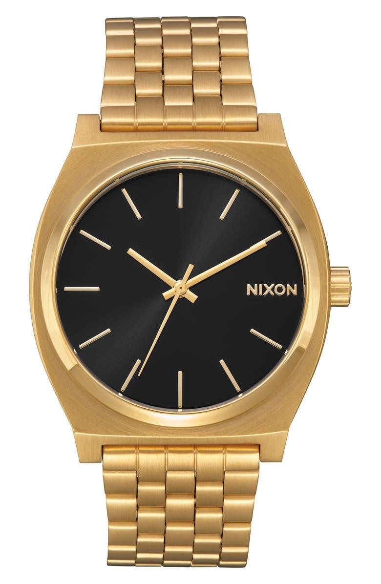 NIXON 'Time Teller' Bracelet Watch, 37mm, Main, color, 711