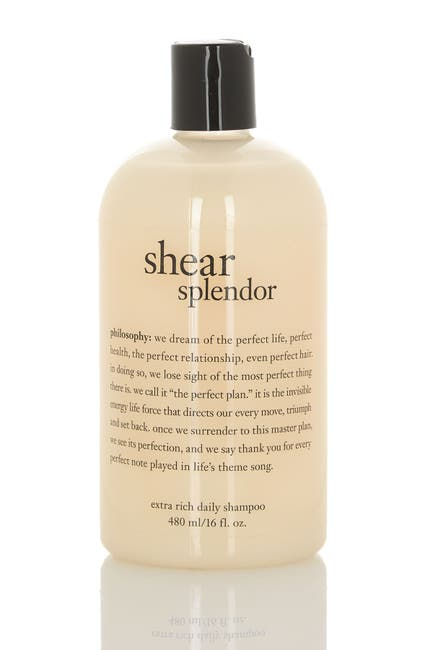 Image of philosophy Shear Splendor Shampoo