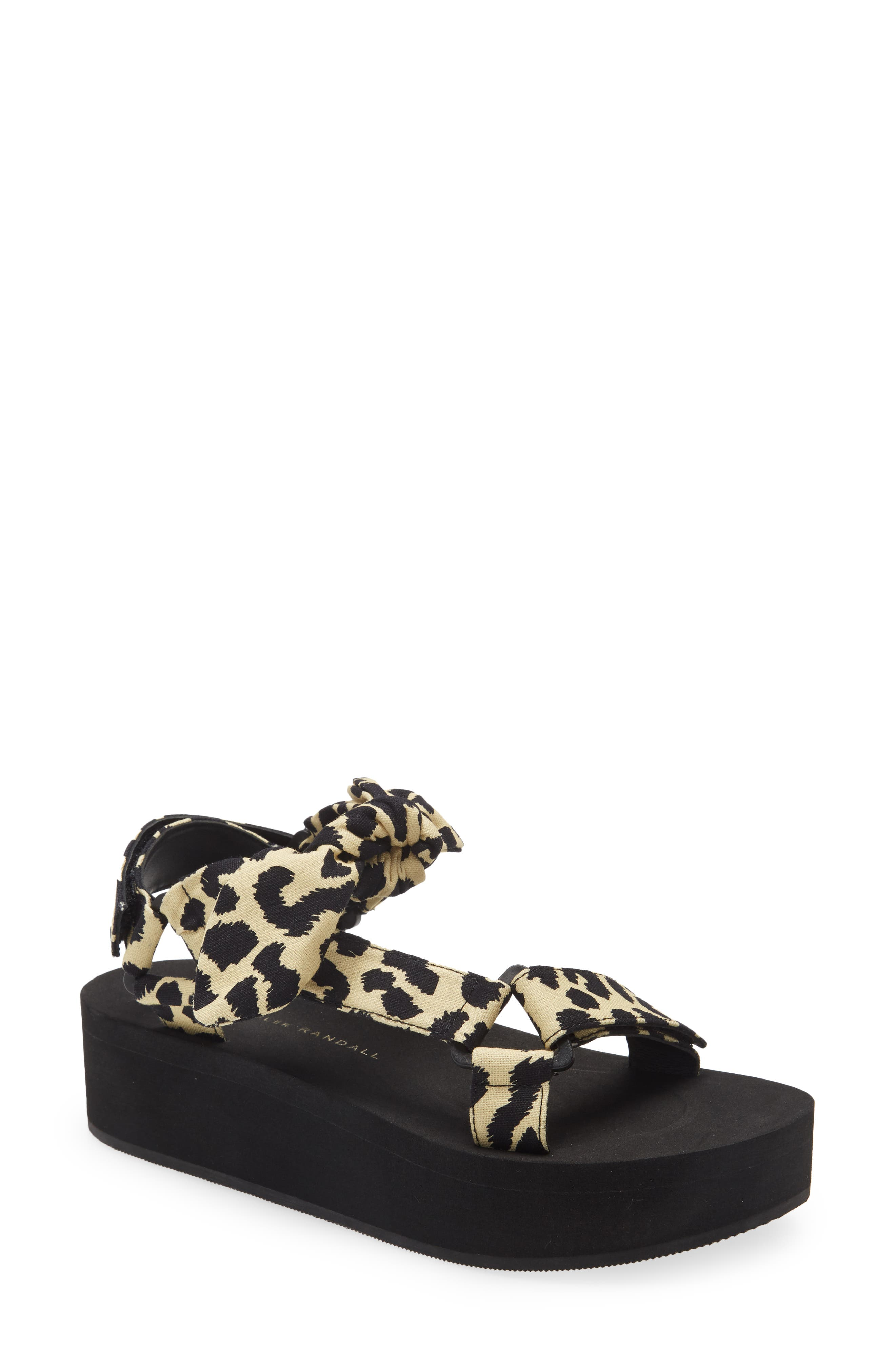 Marlo Platform Sandal