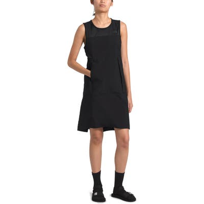 The North Face Explore City Bungee Travel Dress, Black