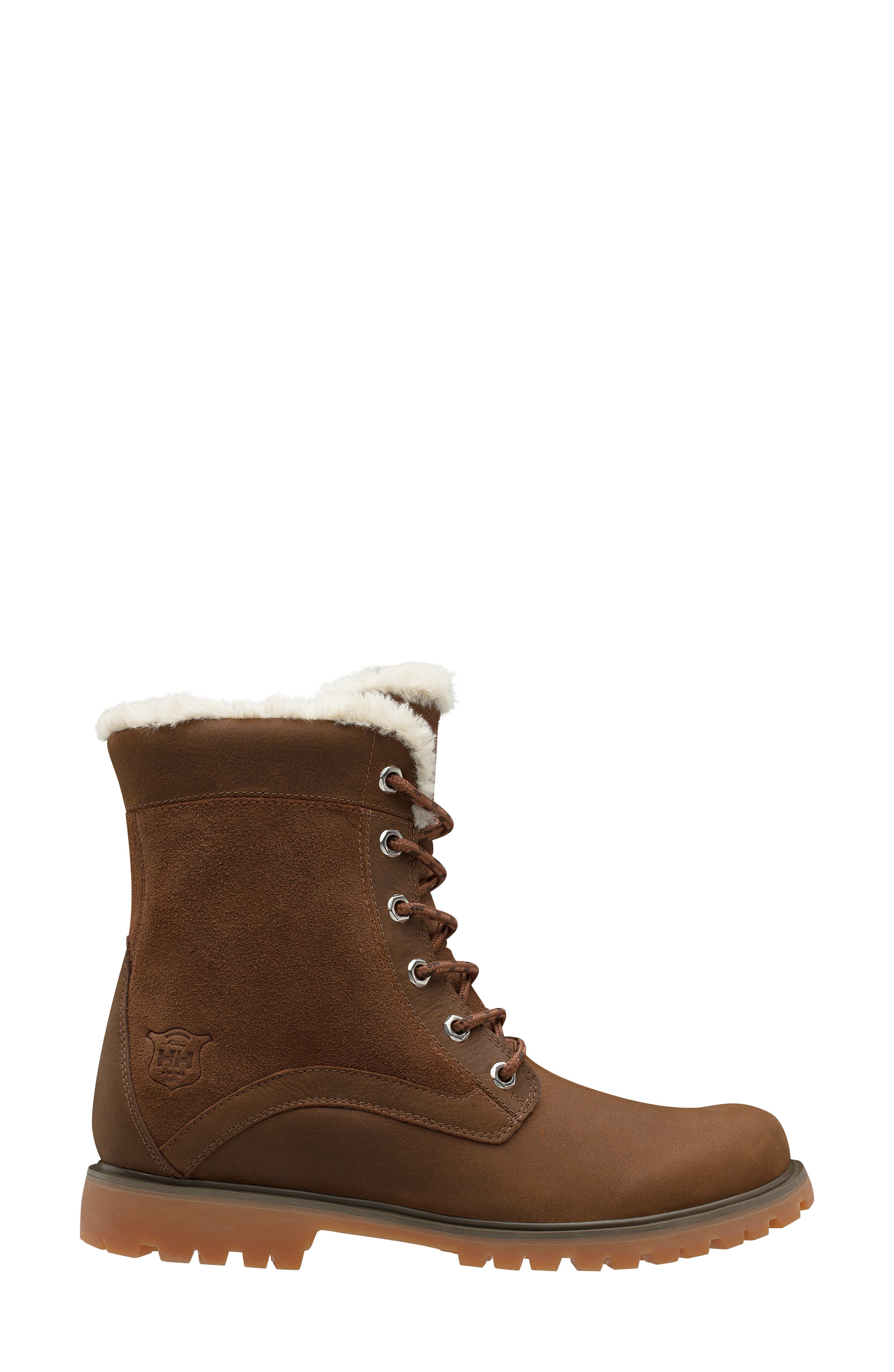 Women's Helly Hanson Marion Boot With Faux Fur Trim