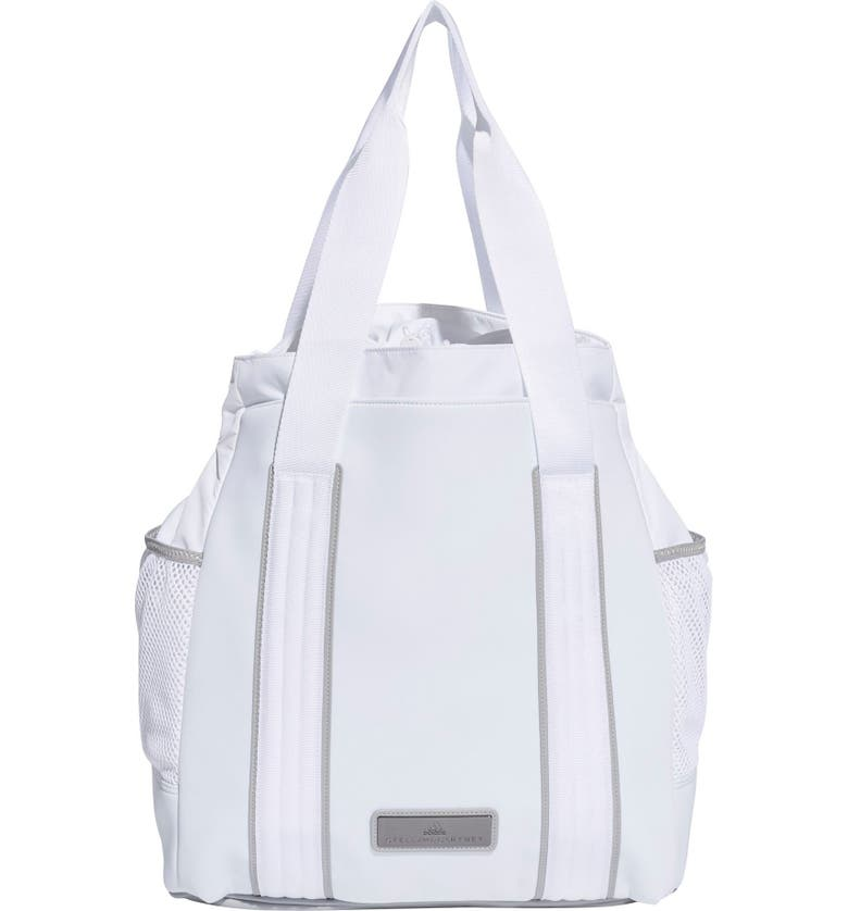 ADIDAS BY STELLA MCCARTNEY Tennis Tote, Main, color, 100