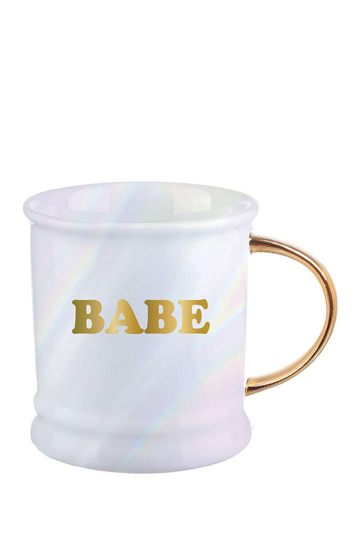Image of SLANT COLLECTIONS Babe Mug