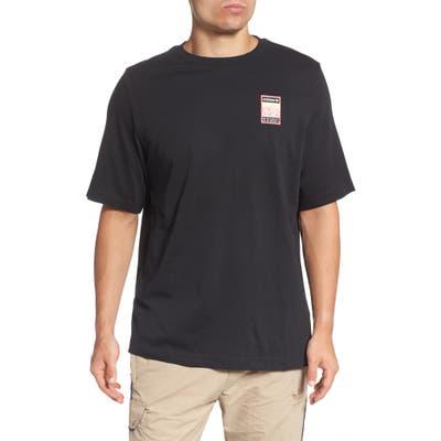 Adidas Originals Adiplore Pack T-Shirt, Black