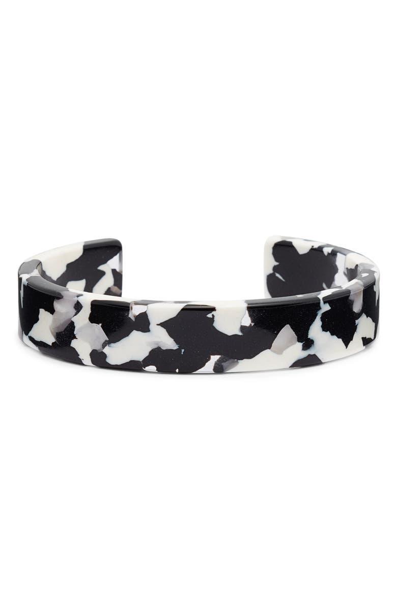 LELE SADOUGHI Slim Cuff Bracelet, Main, color, 005