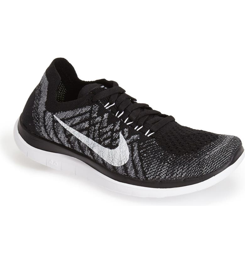 buy popular 77d28 8750a 'Free 4.0 Flyknit' Running Shoe