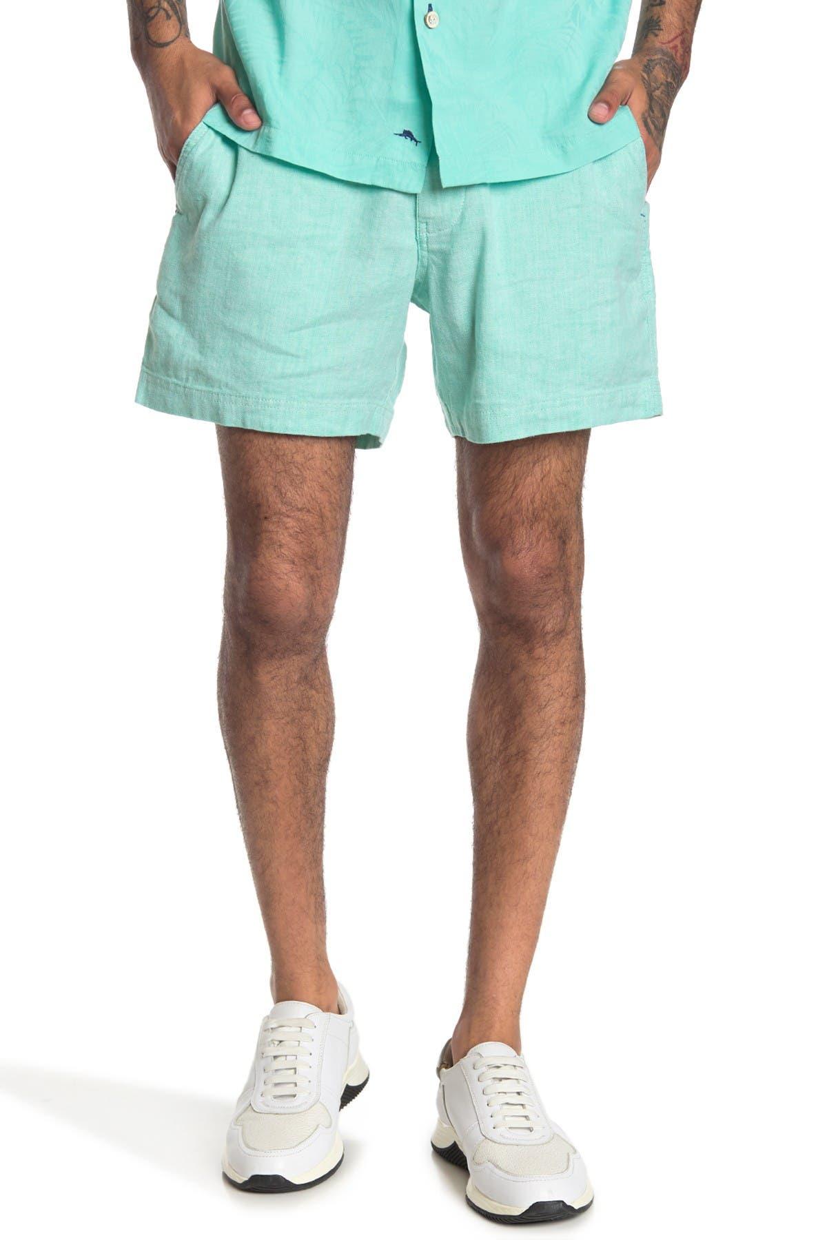 Image of Tommy Bahama Linen Blend Shorts
