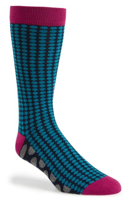 Image of Ted Baker London Organic Spot Crew Socks