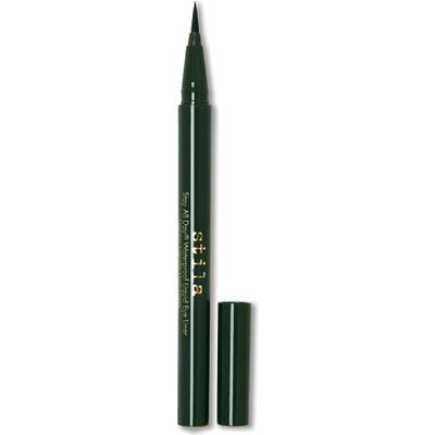 Stila Stay All Day Waterproof Liquid Eyeliner - Intense Jade