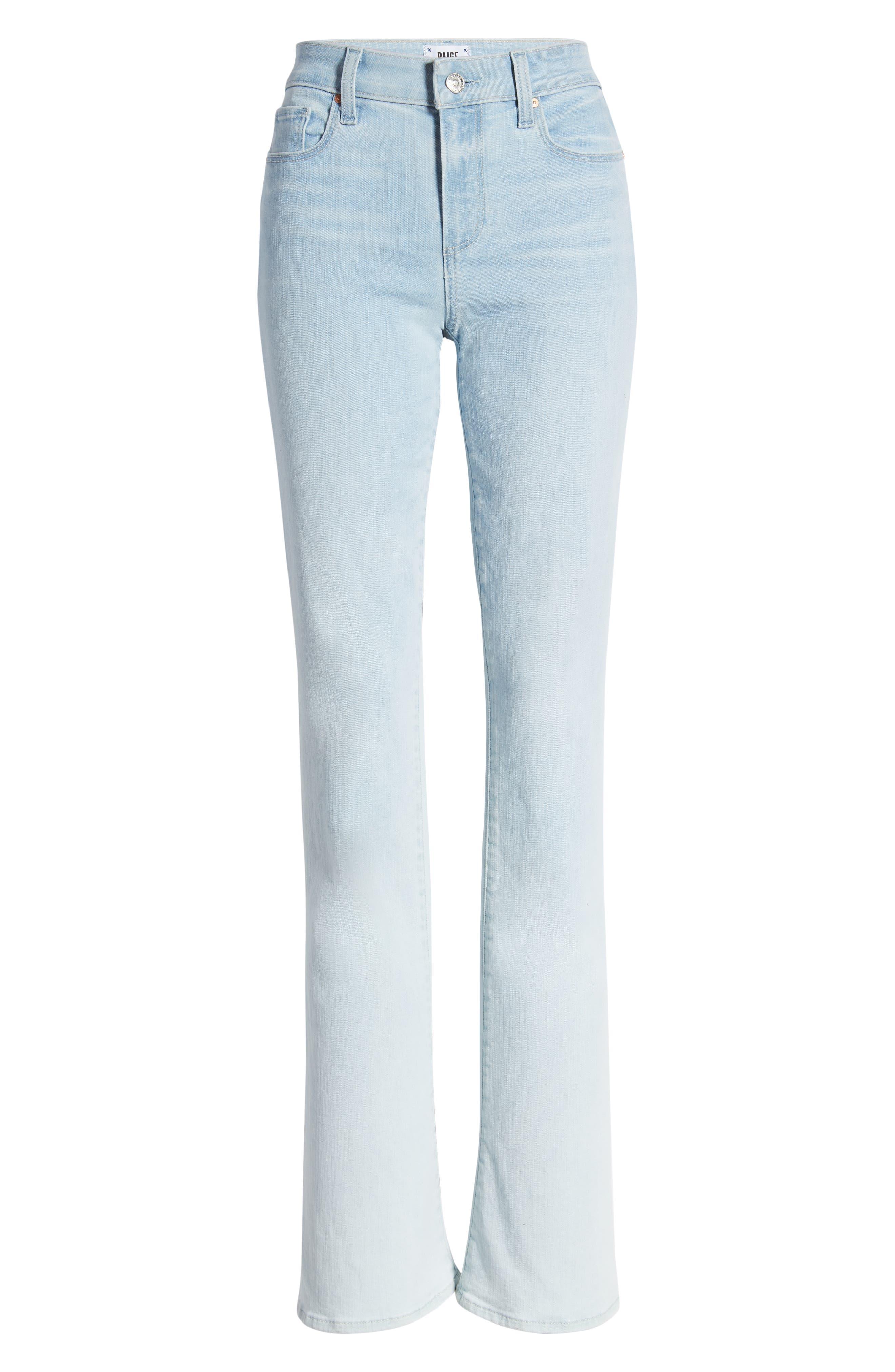 Women's Paige Lou Lou High Waist Flare Jeans