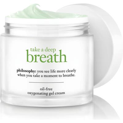 Philosophy Take A Deep Breath Oil-Free Oxygenating Gel Cream