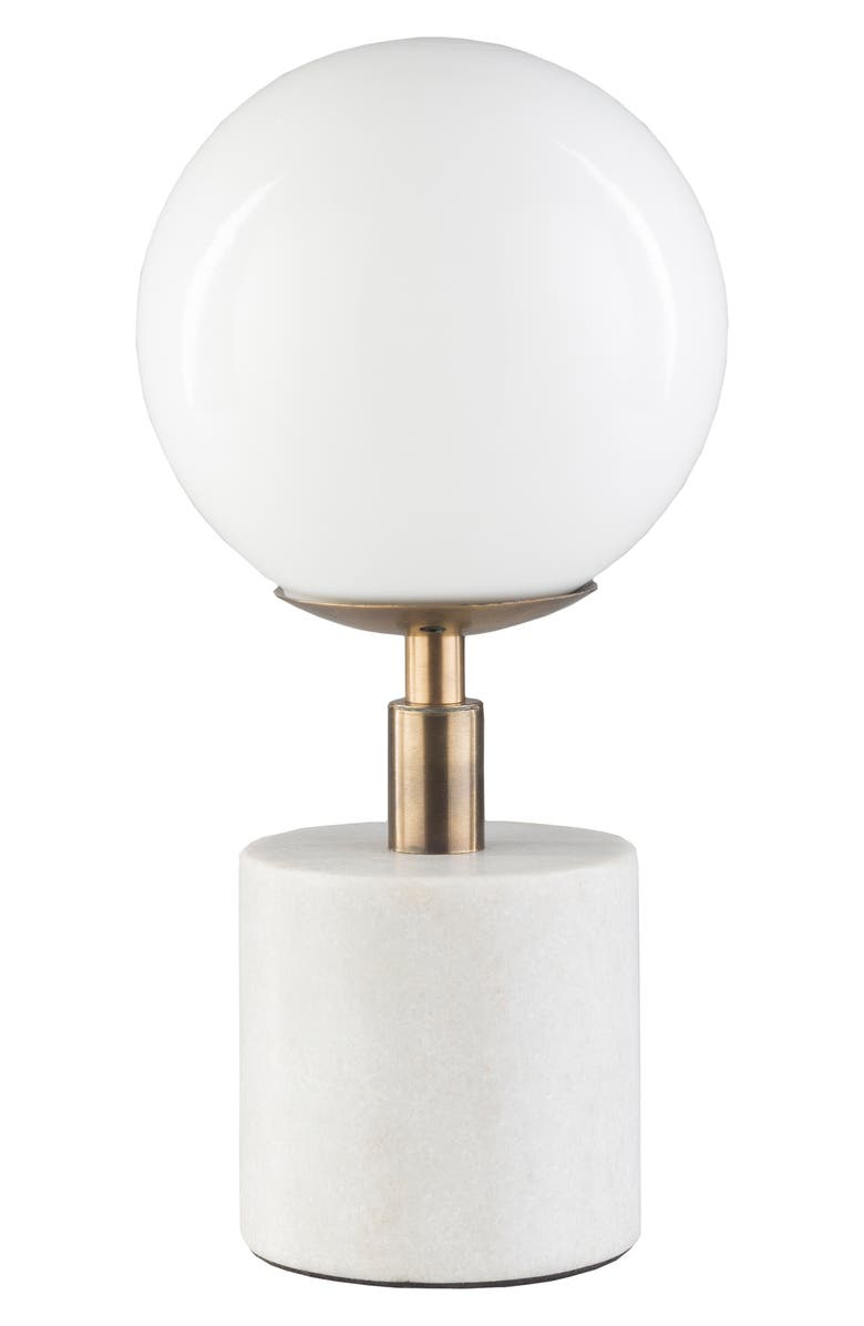 SURYA HOME Una Table Lamp, Main, color, IVORY