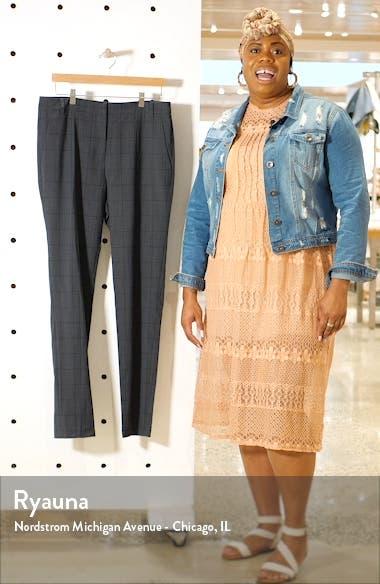 Windowpane Menswear Slim Pants, sales video thumbnail