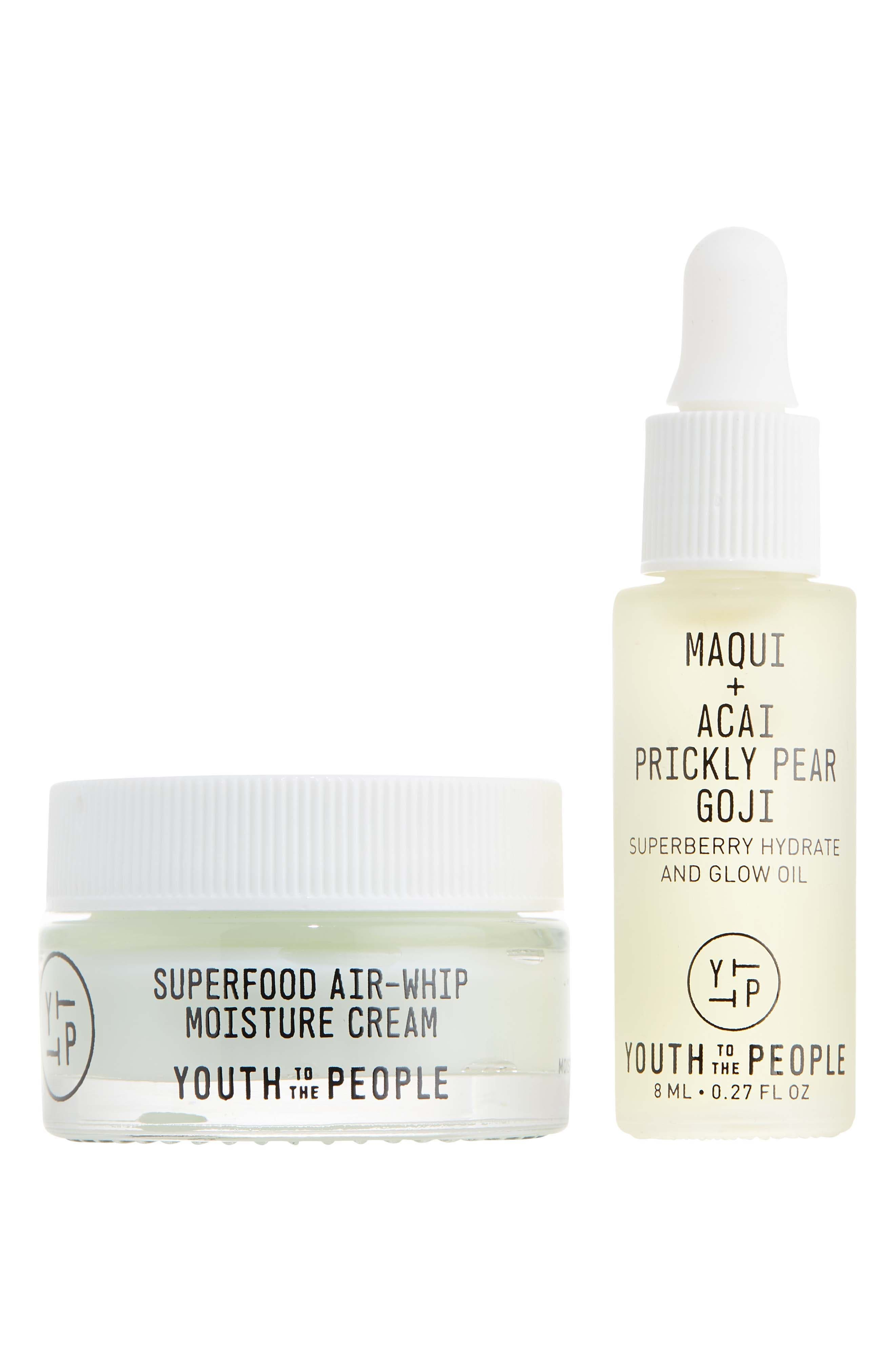 Youth to the People Travel Size Plump It Up Set in No Color at Nordstrom