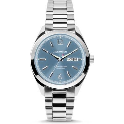 Jack Mason Canton Bracelet Watch, 40Mm