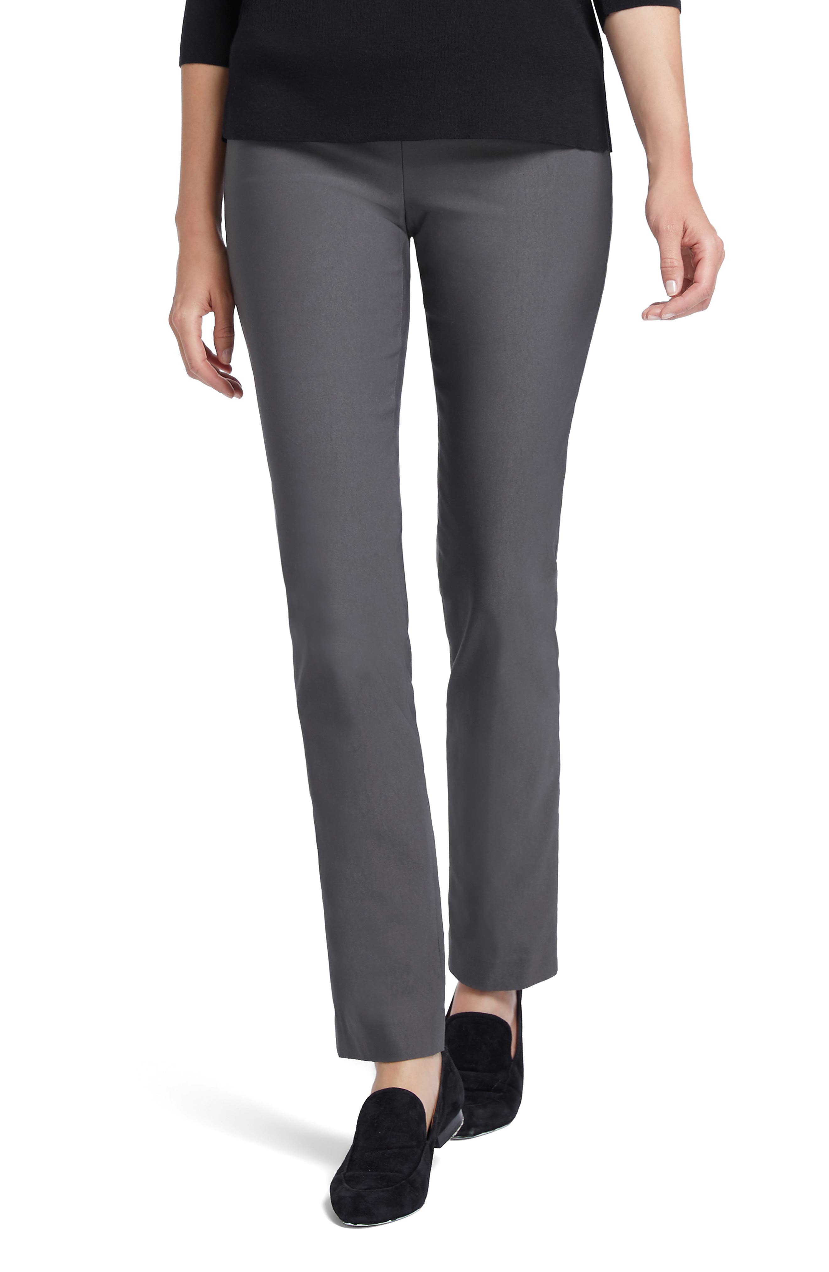 NIC+ZOE Wonderstretch Straight Leg Pants (Regular & Petite)