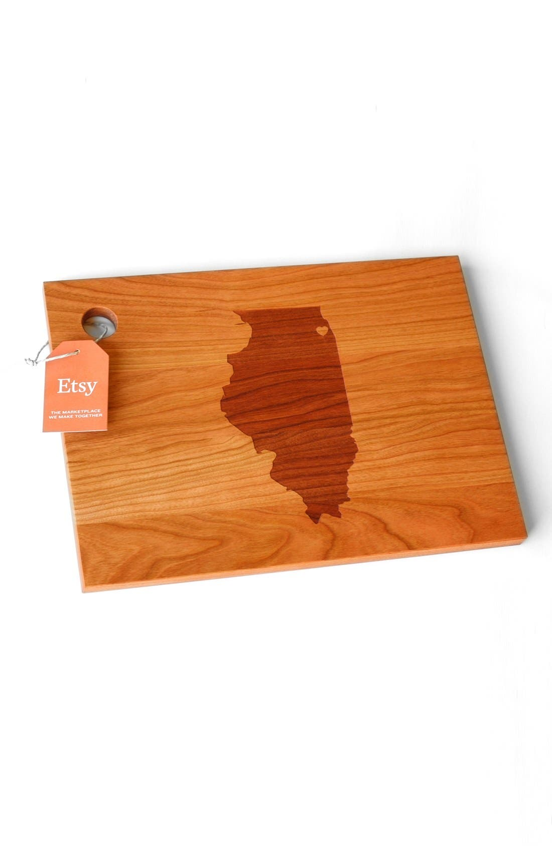 ,                             'State Silhouette' Cutting Board,                             Alternate thumbnail 15, color,                             212