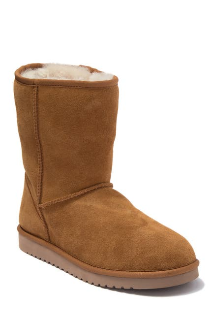 Image of KOOLABURRA BY UGG Burra Faux Shearling Lined Short Boot