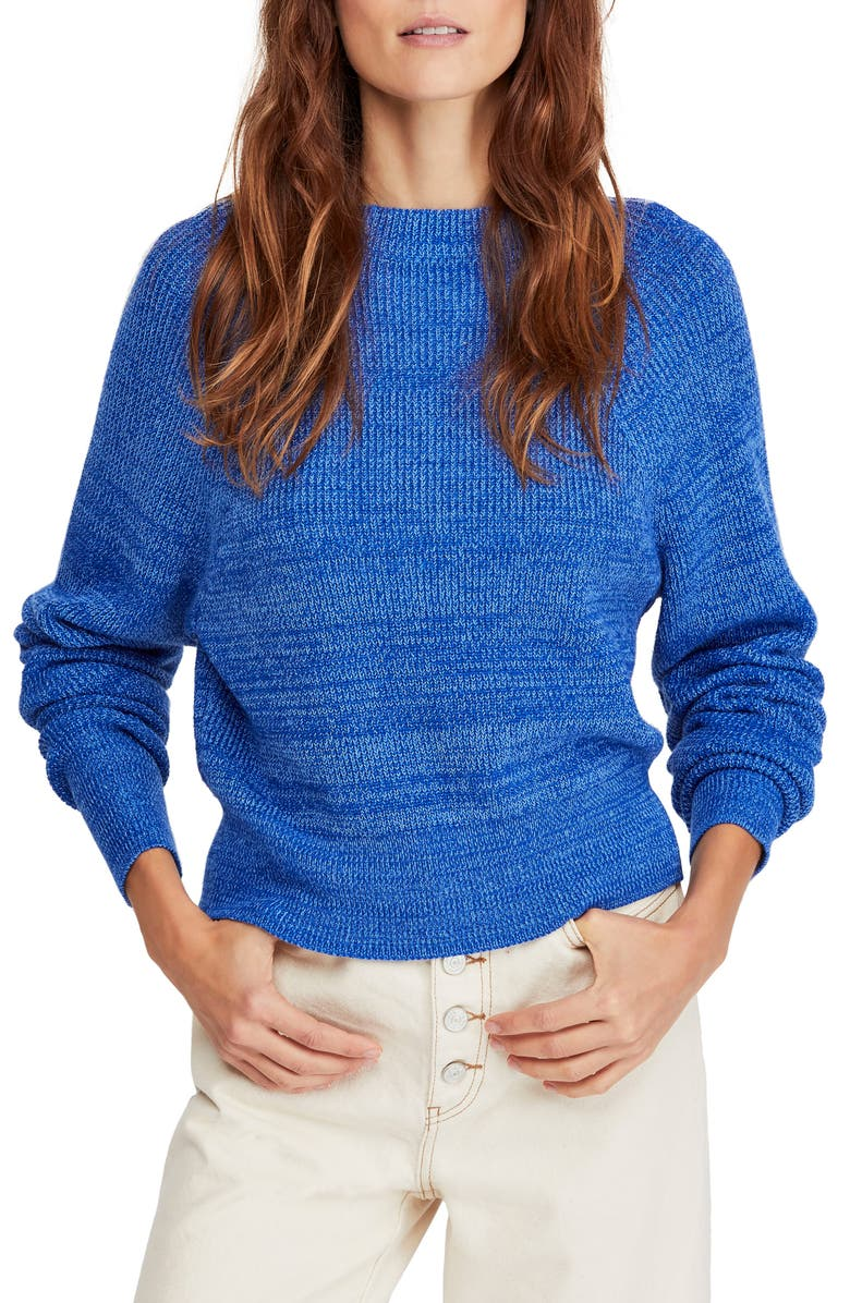 FREE PEOPLE Too Good Sweater, Main, color, 400