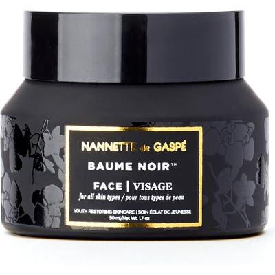 Nannette De Gaspe Baume Noir(TM) Face Moisturizer