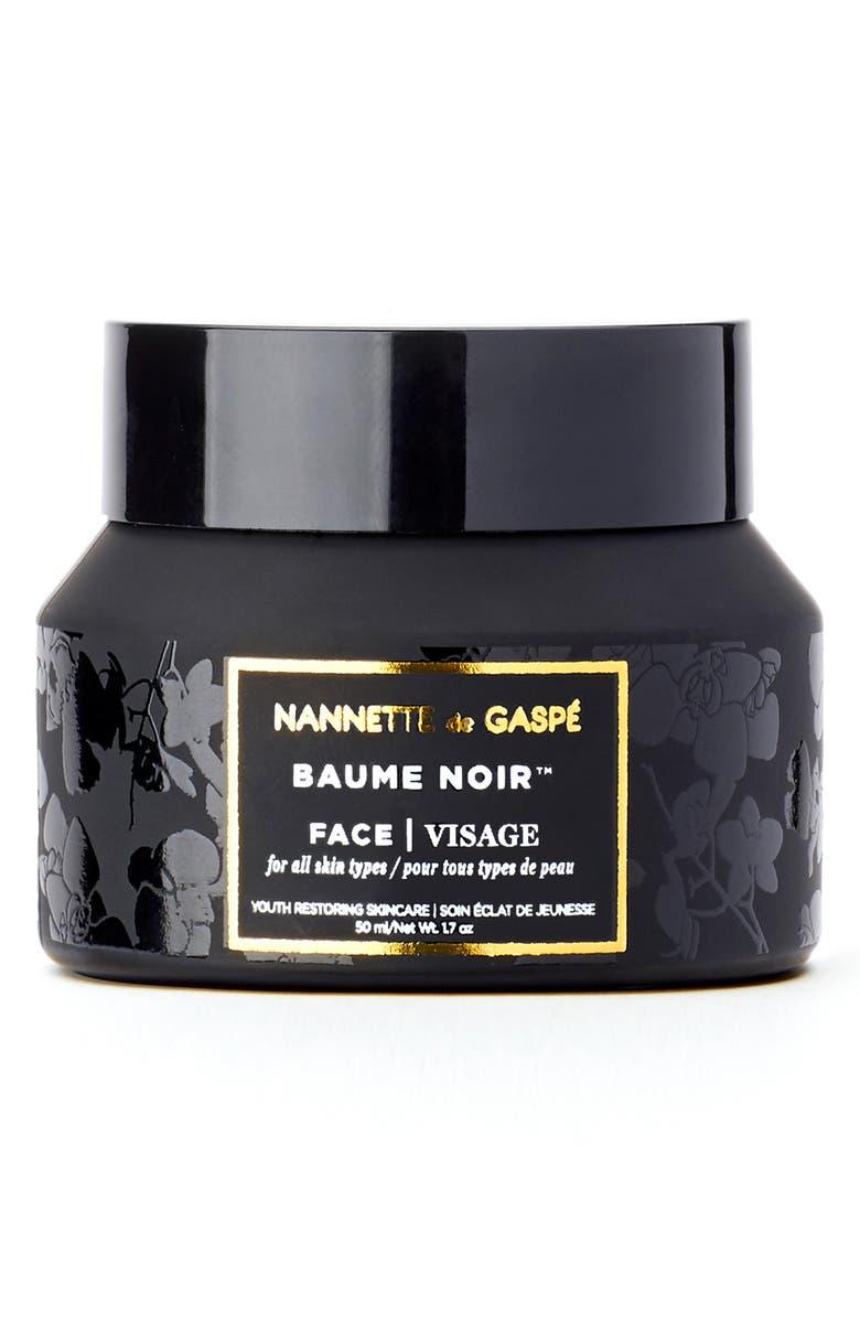NANNETTE DE GASPE ́ Baume Noir<sup>™</sup> Face Moisturizer, Main, color, NO COLOR