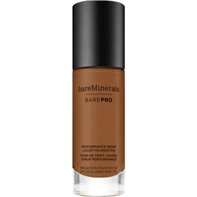 Bareminerals Barepro Performance Wear Liquid Foundation - 27 Espresso
