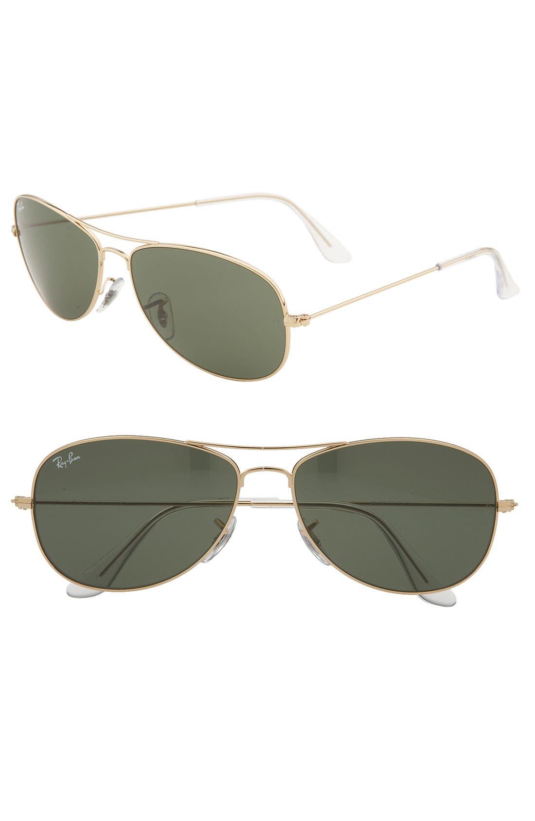 Ray-Ban New Classic Aviator 5m Sunglasses -