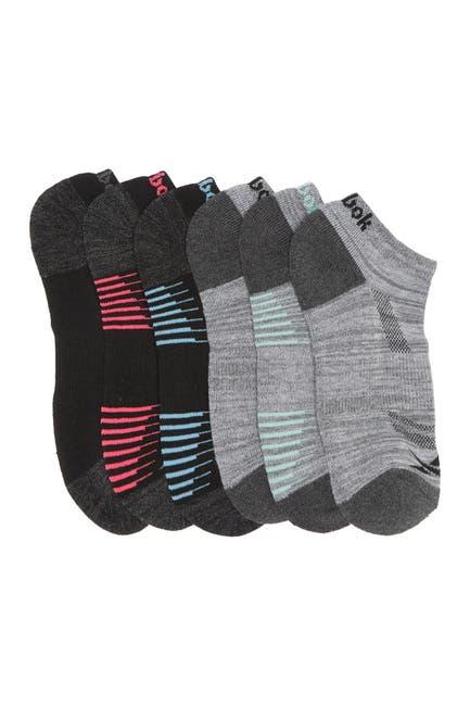 Image of Reebok Low Cut Socks - Pack of 6