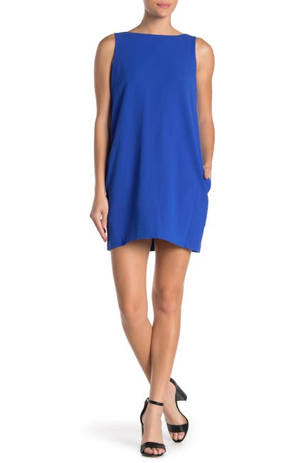 Image of FRNCH Bow Applique Sleeveless Dress