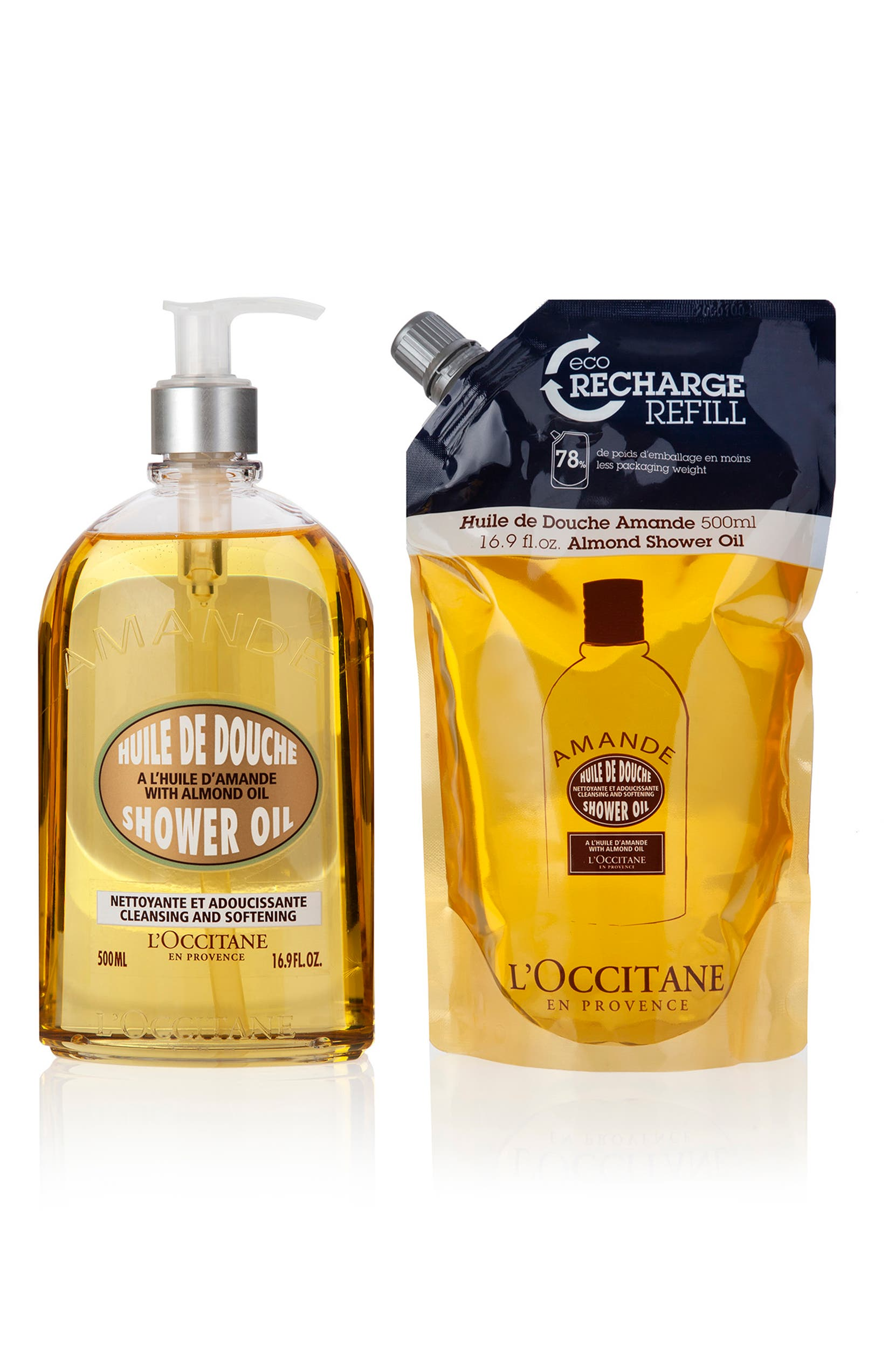 L'OCCITANE Almond Shower Duo Set on sale