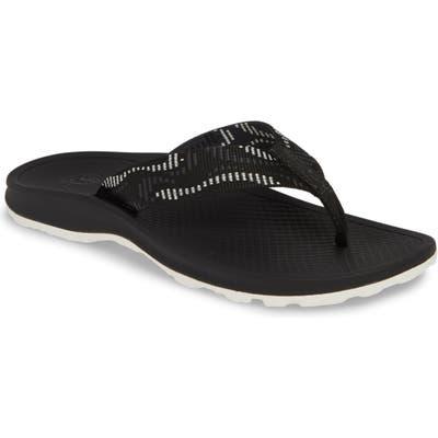 Chaco Playa Pro Web Flip Flop, Black