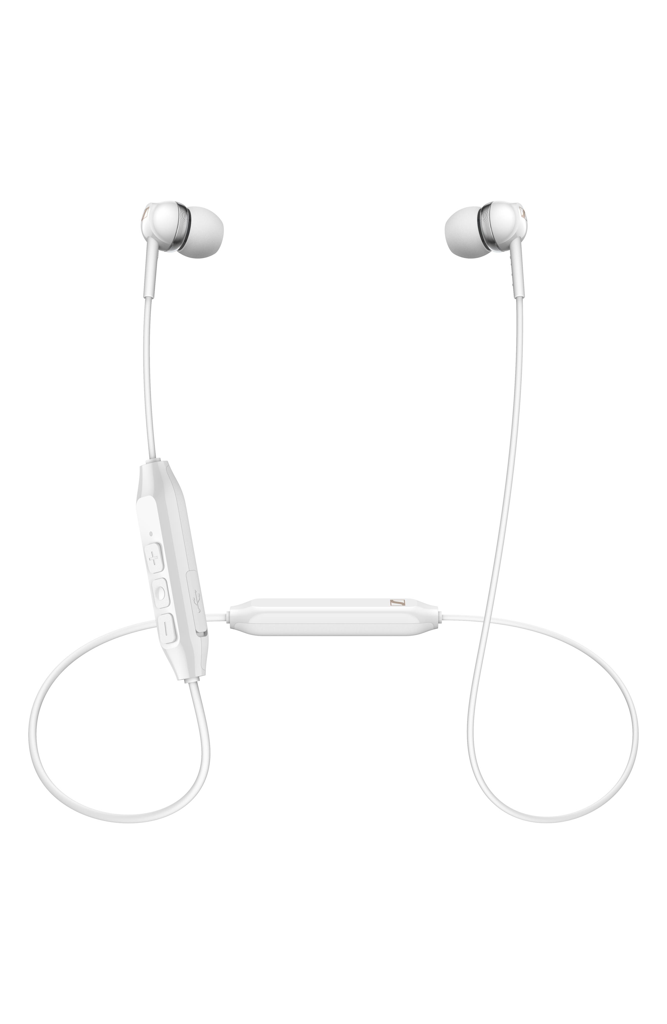 These lightweight headphones provide seamless wireless connectivity and high-quality audio, making them essential for everyday use. Headphone style: EarbudIncludes: Four sets of ear adapters; USB-C charging cable; quick guide; safety guideWireless connectivity: Bluetooth 5.0; AAC; SBCSystem compatibility: Compatible with most Bluetooth devicesAdditional features: Three-button remote for call and music management Style Name: Sennheiser Cx 150Bt