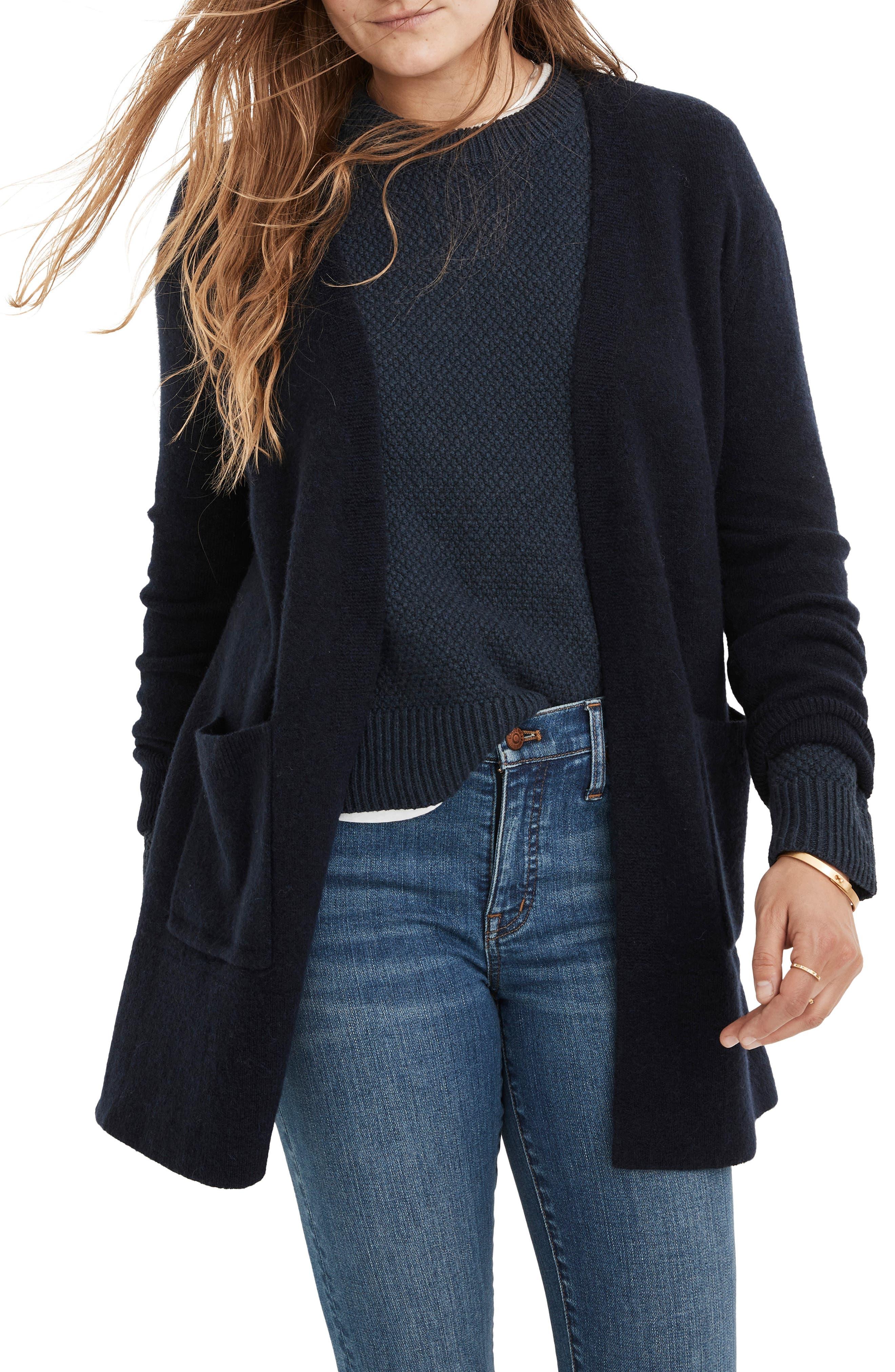 Kent Cardigan Sweater