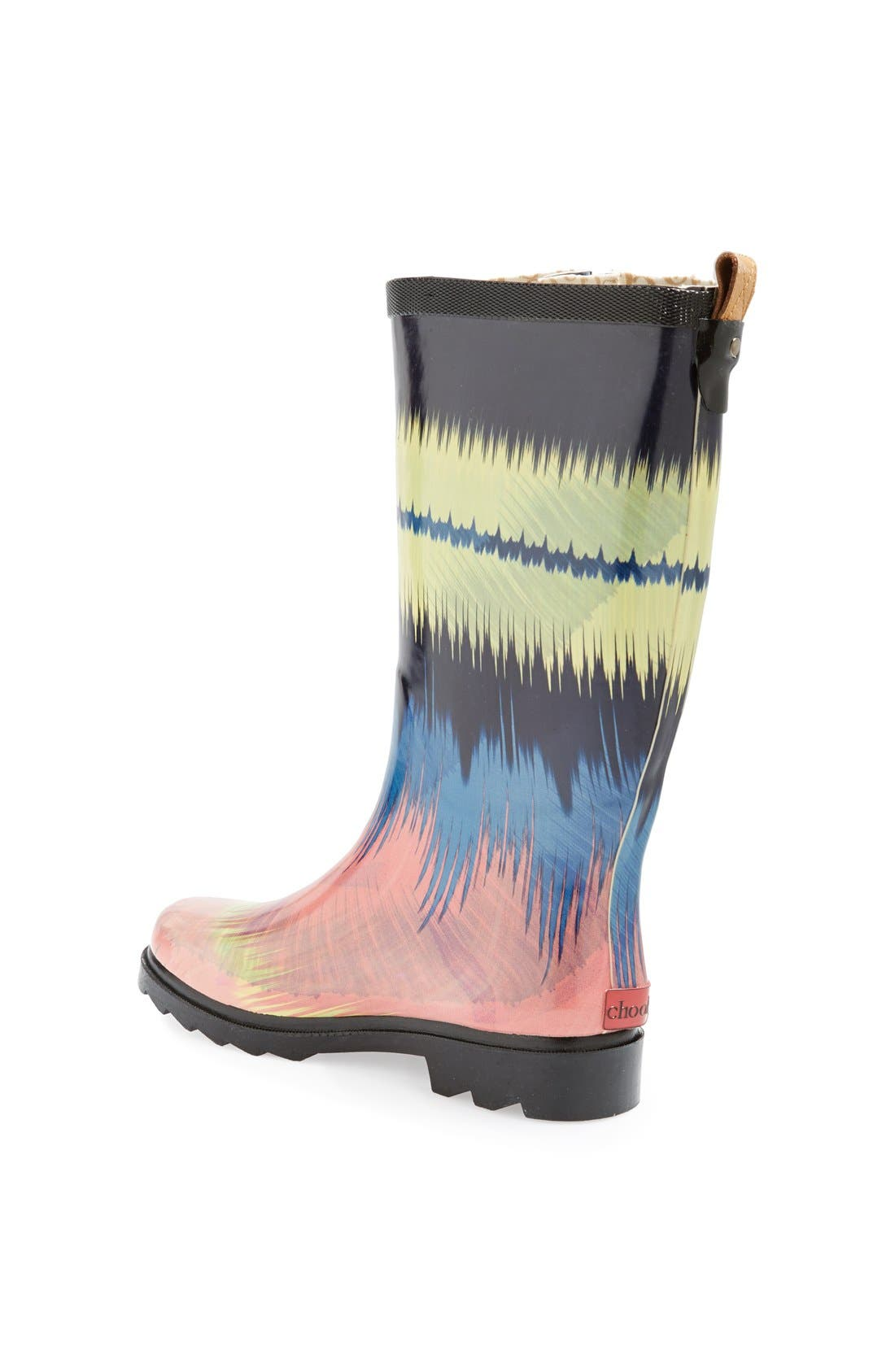 ,                             'Top Solid' Rain Boot,                             Alternate thumbnail 54, color,                             400