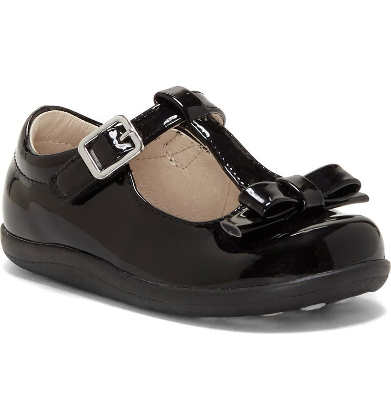 SOLE PLAY Laila Patent T-Strap Mary Jane, Main, color, BLACK PATENT