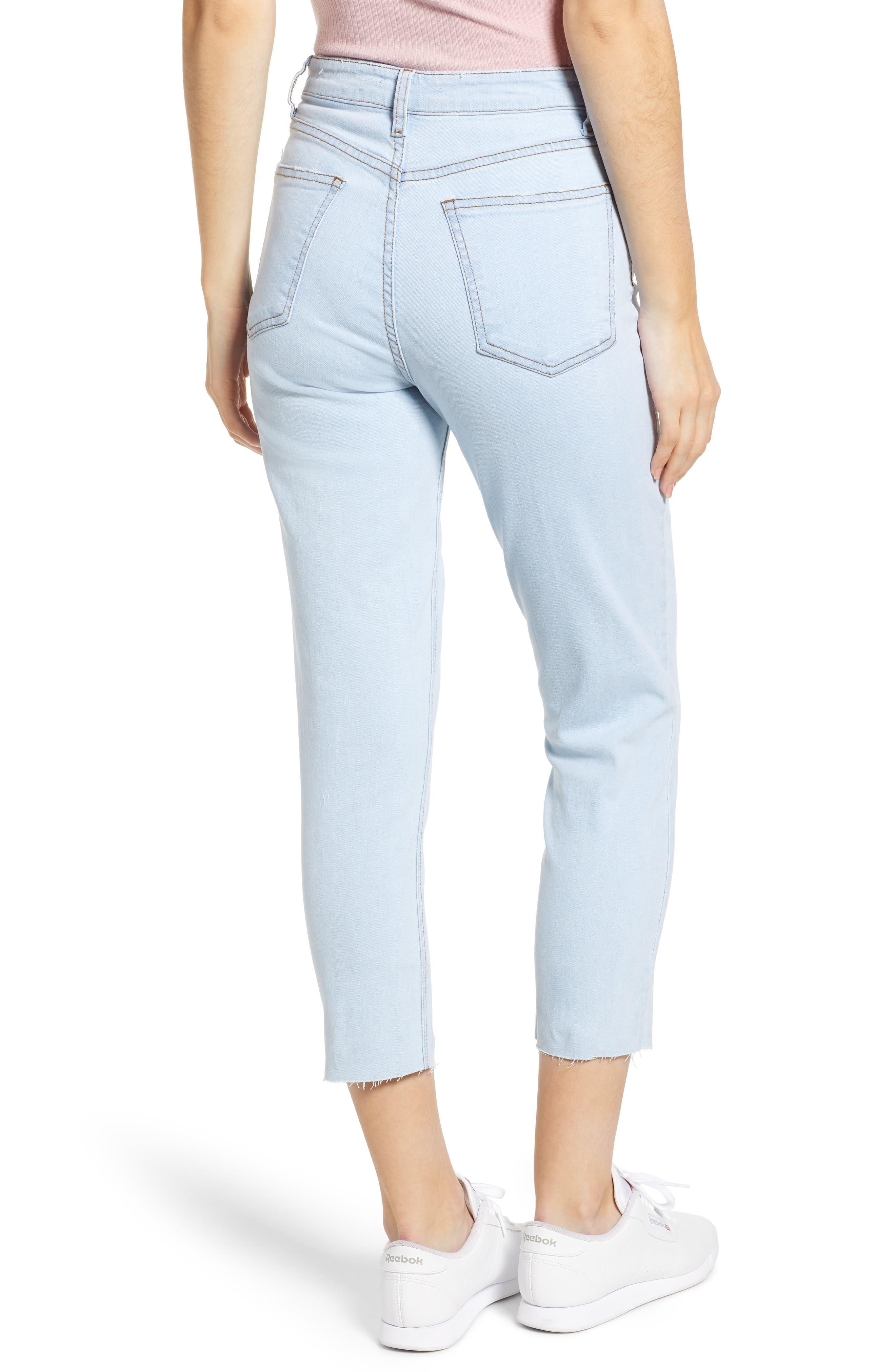 ,                             Mom Jeans,                             Alternate thumbnail 2, color,                             450