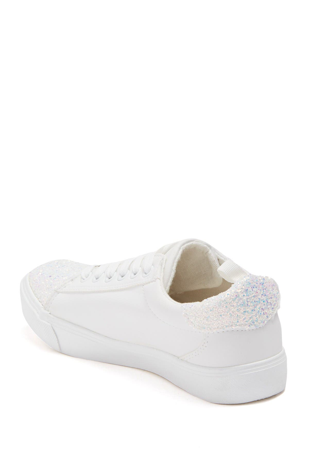 Bebe Chunky Glitter Sneaker
