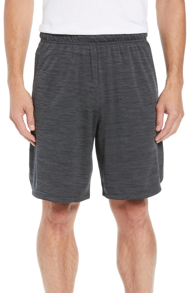 NIKE Dry Training Shorts, Main, color, BLACK